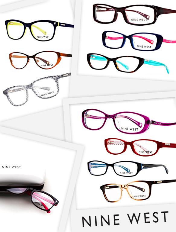 Color Me Pretty in Nine West Eyewear – Eyecessorize