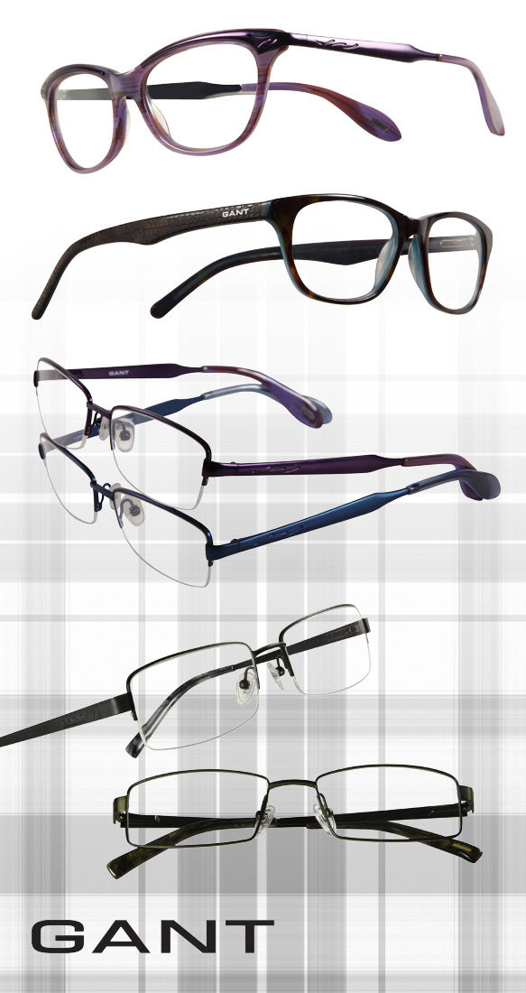 Gant Eyeglass Frames Parts : Look Spec-tastic for Summer in GANT Eyewear Eyecessorize