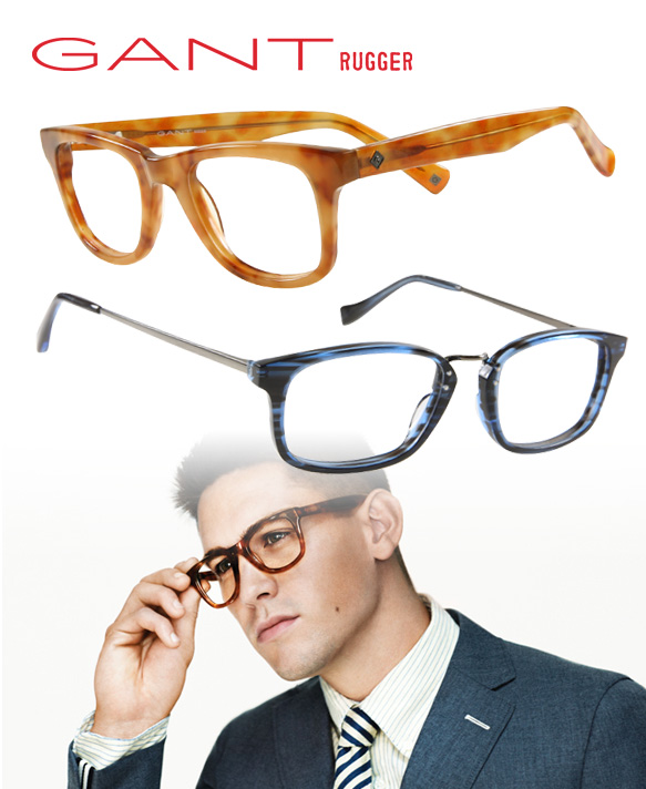 Look Spec-tastic for Summer in GANT Eyewear – Eyecessorize