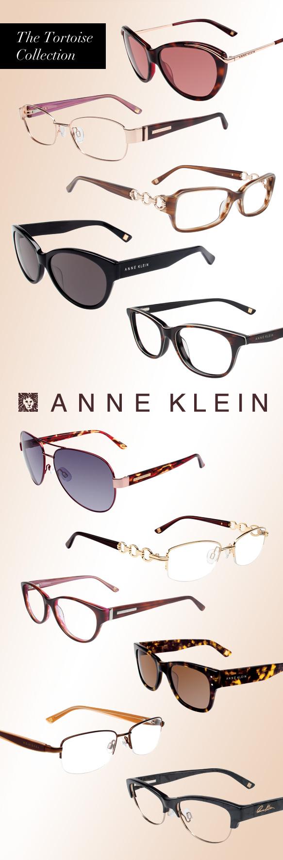 Anne Klein Debuts New Eyewear Collections – Eyecessorize