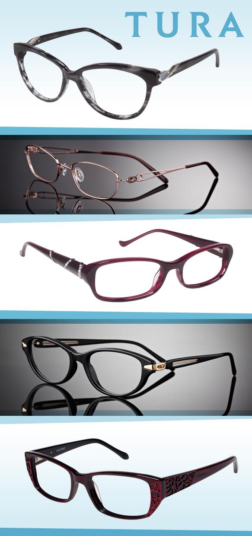 Tura Eyewear Gets a Facelift Eyecessorize