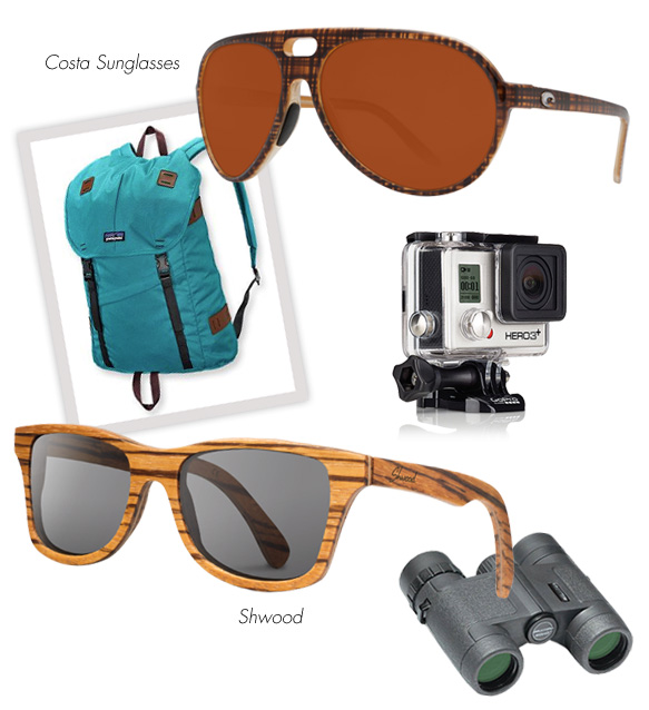 Costa Sunglasses (Grand Catalina), Shwood (Canby)