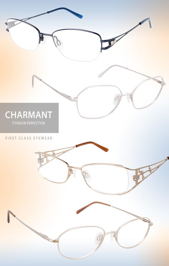 Charmant Titanium Perfection (CH12099), Charmant Titanium Perfection (CH12097), Charmant Titanium Perfection (CH12098), Charmant Titanium Perfection (CH12096)