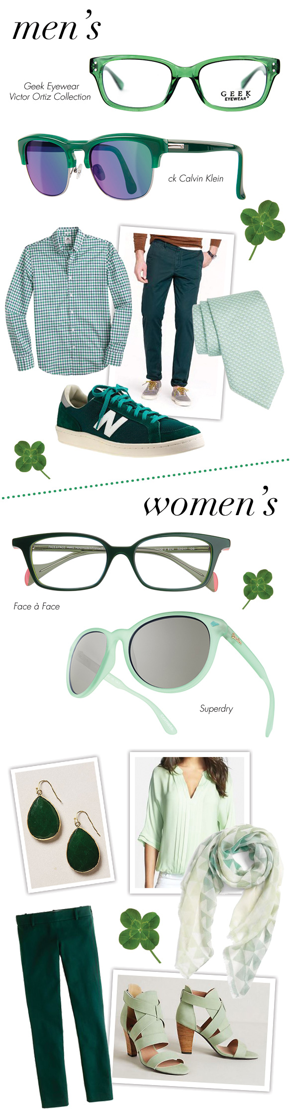 Geek Eyewear Victor Ortiz Collection (Geek VO2), ck Calvin Klein (1198S), Face à Face (Chloe2), Superdry (Comets)