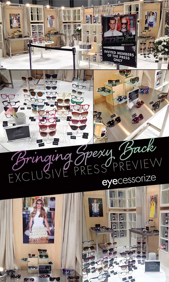 Eyecessorize Event Space at International Vision Expo East
