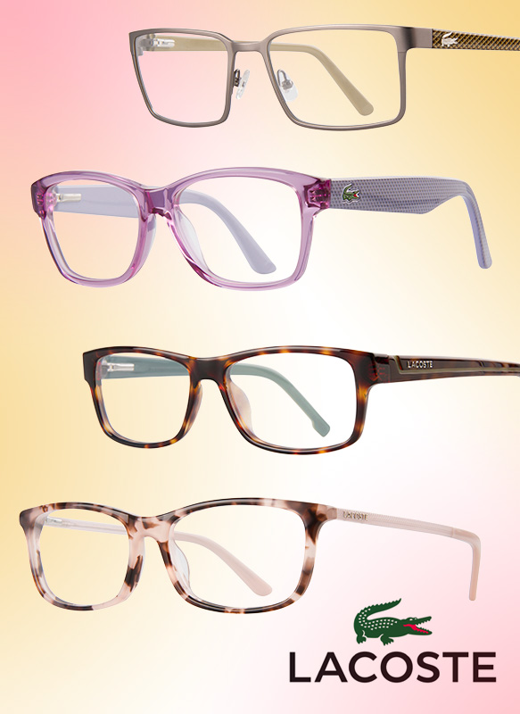 Turn Heads in LACOSTE Sunnies + Glasses – Eyecessorize