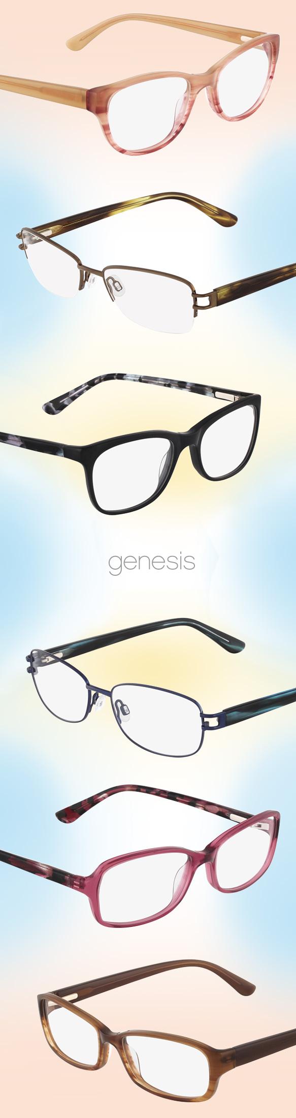 Genesis (G5021), Genesis (G5016), Genesis (G5018), Genesis (G5017),  Genesis (G5019), Genesis (G5020)
