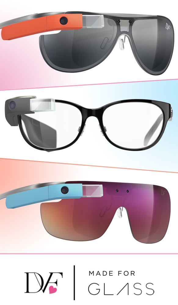 DVF Made for Glass (Aviator), DVF Made for Glass (Optical), DVF Made for Glass (Optical)