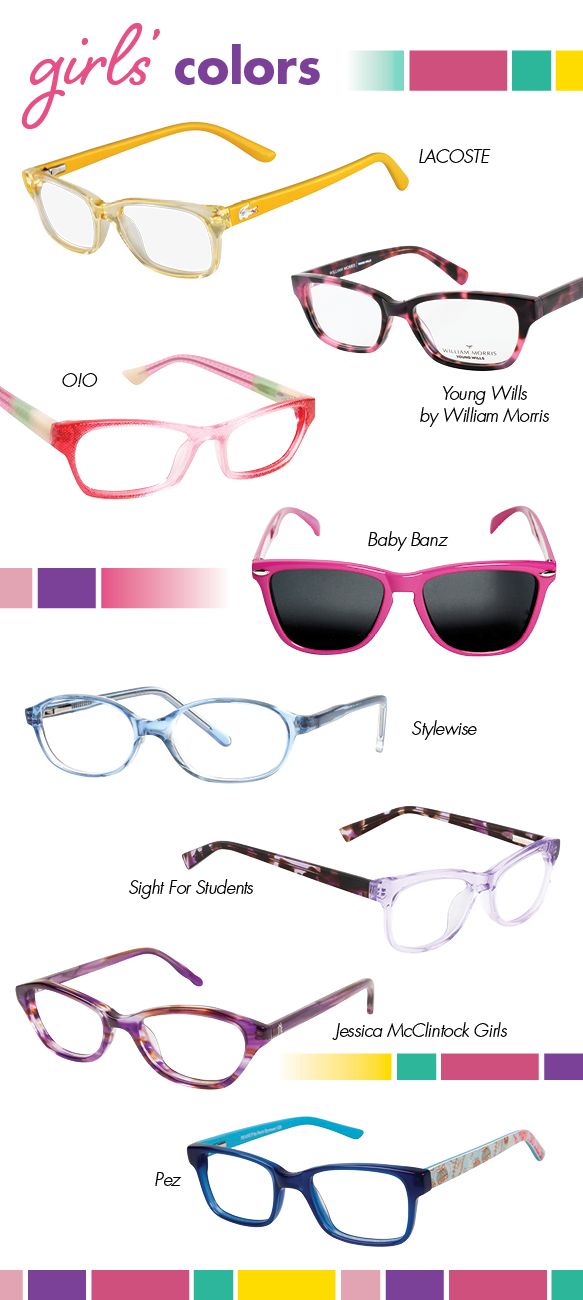 LACOSTE (3606), Young Wills by William Morris (WMYOU39), O!O (OT62), Baby Banz (Jbanz Beach Combers), Stylewise (SW516), Sight for Students (SFS4500), Jessica McClintock Girls (425), Pez (Peanut)