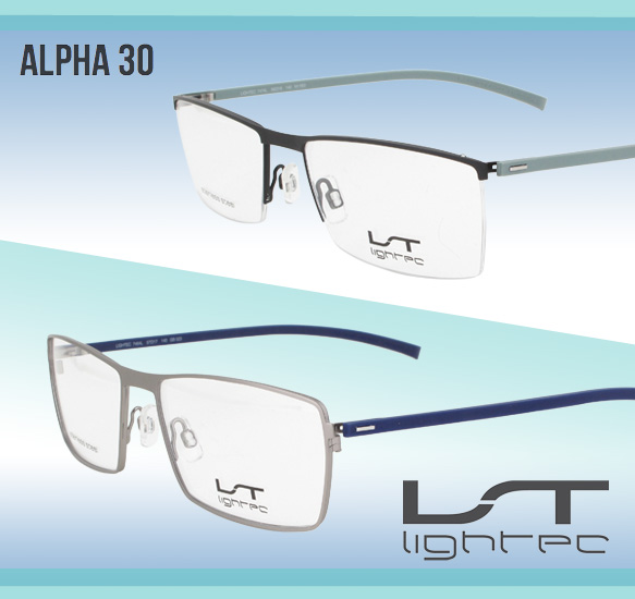 Lightec (Alpha 30) in varying colorations