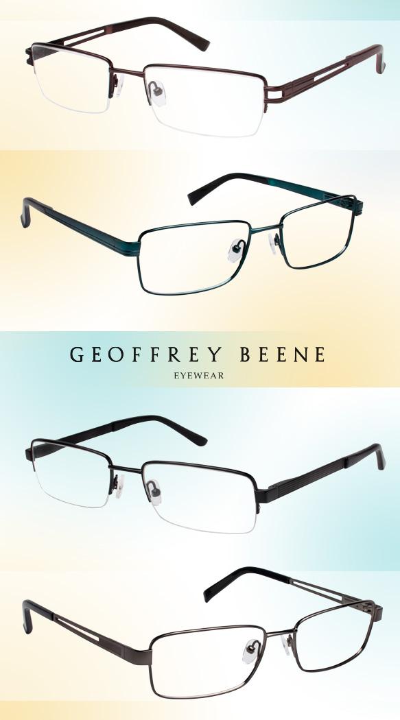 Geoffrey Beene (G414), Geoffrey Beene (G413), Geoffrey Beene (G418), Geoffrey Beene (G415)