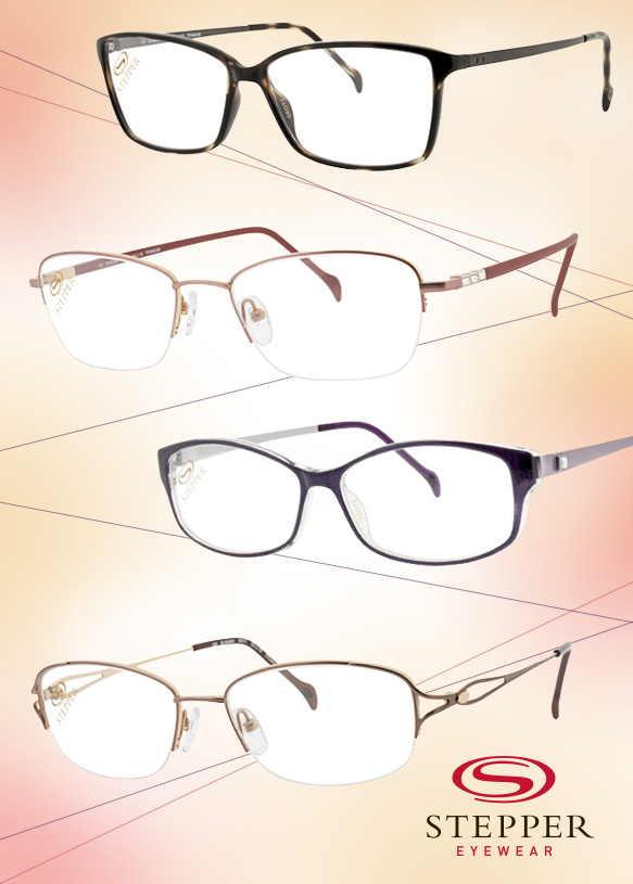 Stepper Eyewear (30048), Stepper Eyewear (50066), Stepper Eyewear (30036), Stepper Eyewear (50063)