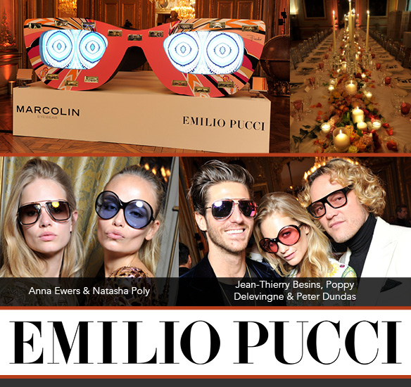 Emilio Pucci Event Space in Paris
