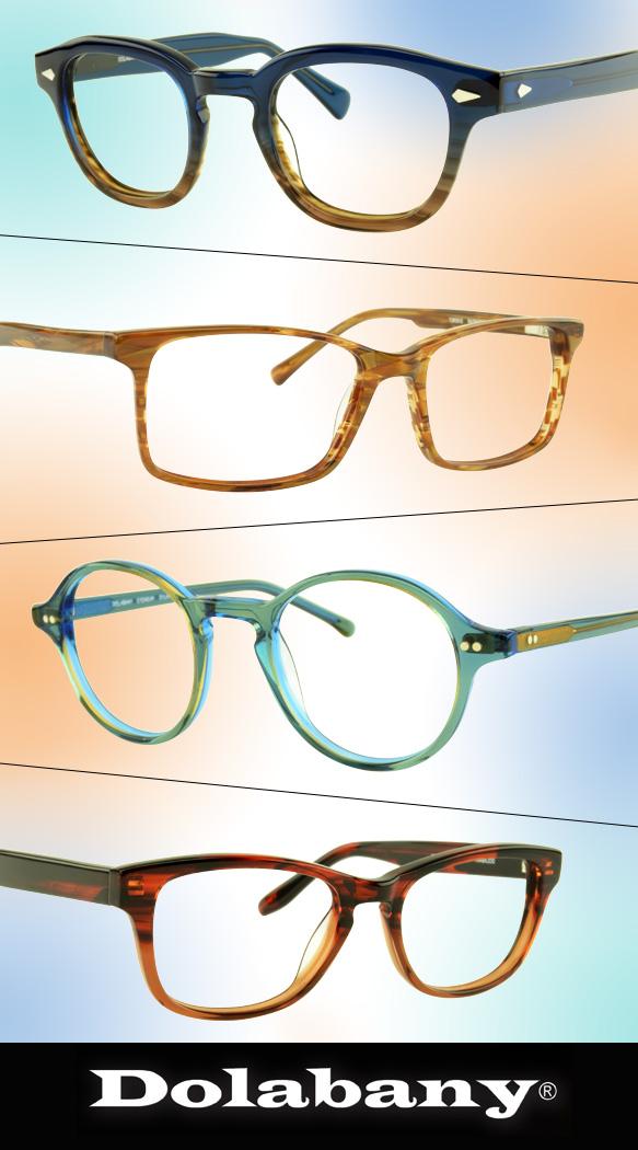 Dolabany Eyewear (Arnold), Dolabany Eyewear (Everet), Dolabany Eyewear (Dylan), Dolabany Eyewear (Bedford)