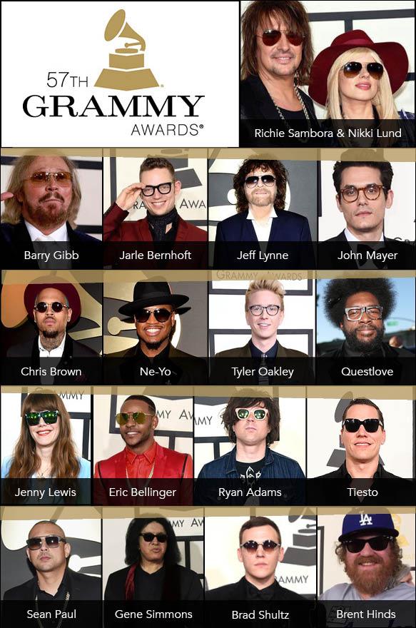 Grammys 2015[3]