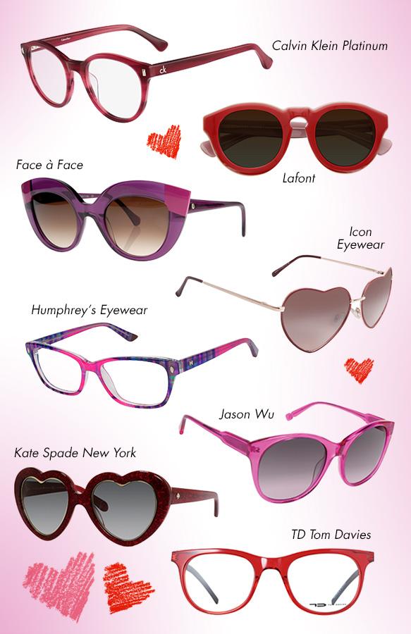 Calvin Klein Platinum (CK5863), Lafont (PALMIER), Face a Face (Poppy 1), Icon Eyewear (30332), Humphrey's Eyewear (583037), Jason Wu (Petra), Kate Spade New York (Tayla), TD Tom Davies (TD318)