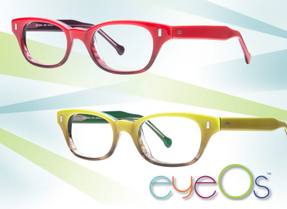 eyeOs (Qué Linda) in varying colorations