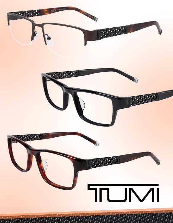 TUMI (T114), TUMI (T318), TUMI (T319)