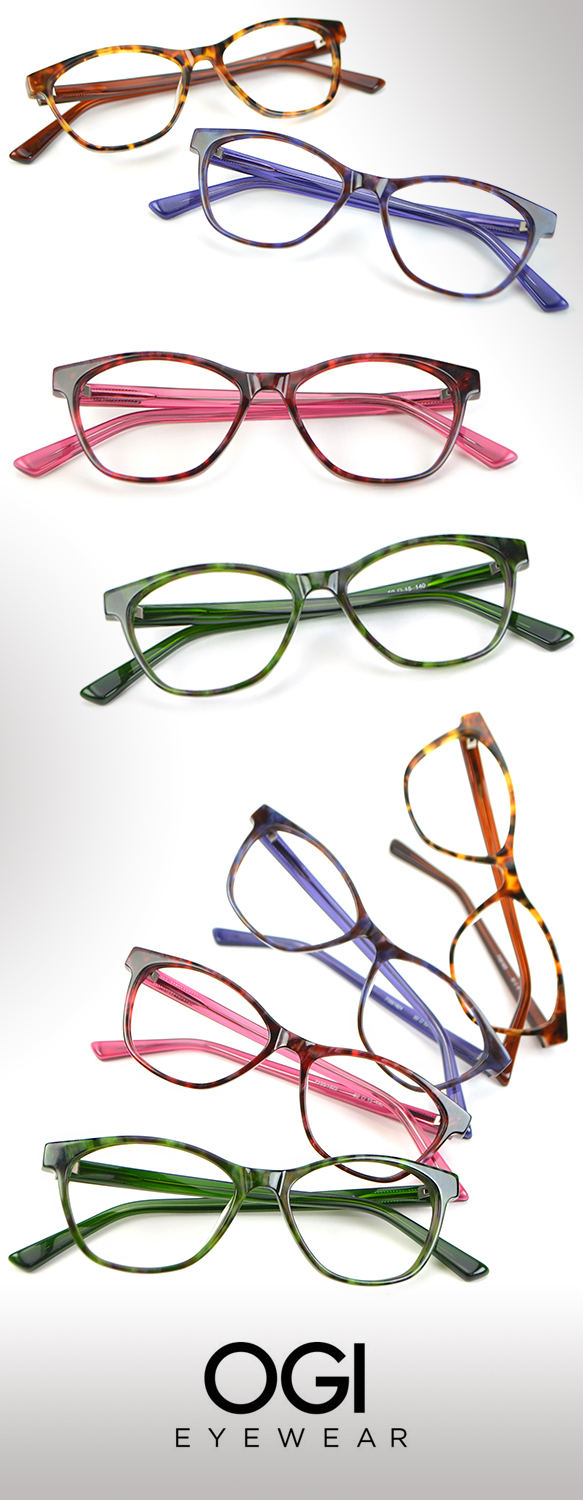 Ogi Eyewear (7155)  in varying colorations