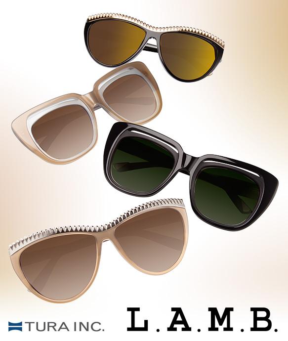 L.A.M.B. (LA500), L.A.M.B. (LA505) in varying colorations