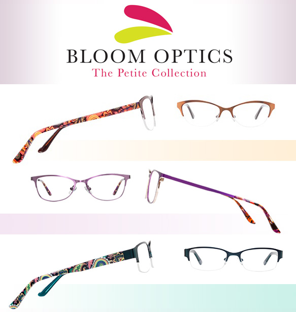 Bloom Optics (Rosa), Bloom Optics (Ellen), Bloom Optics (Reese)