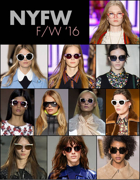 On the runway: 3.1 Phillip Lim, Anna Sui, Carolina Herrera, Coach, Escada, Michael Kors, Polo Ralph Lauren, Tory Burch