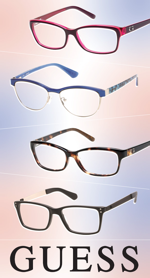GUESS Puts a Trendy Spin on Classic Designs – Eyecessorize